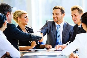 Tumb negociação e vendas