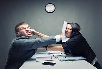 Como resolver conflitos no ambiente corporativo usando a PNL tumb