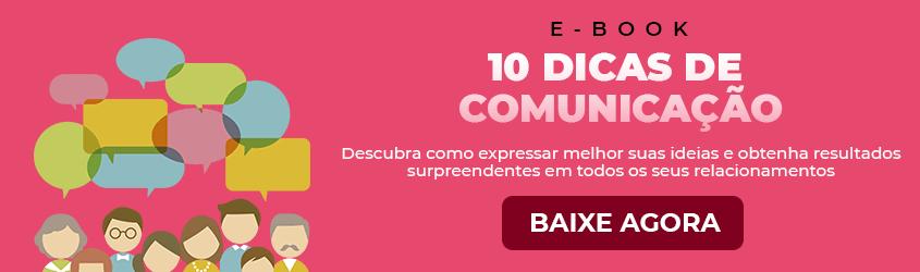 E-book 10 dicas de comunicação