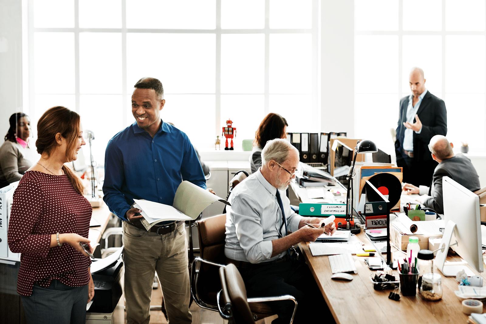 Como criar um ambiente de trabalho melhor